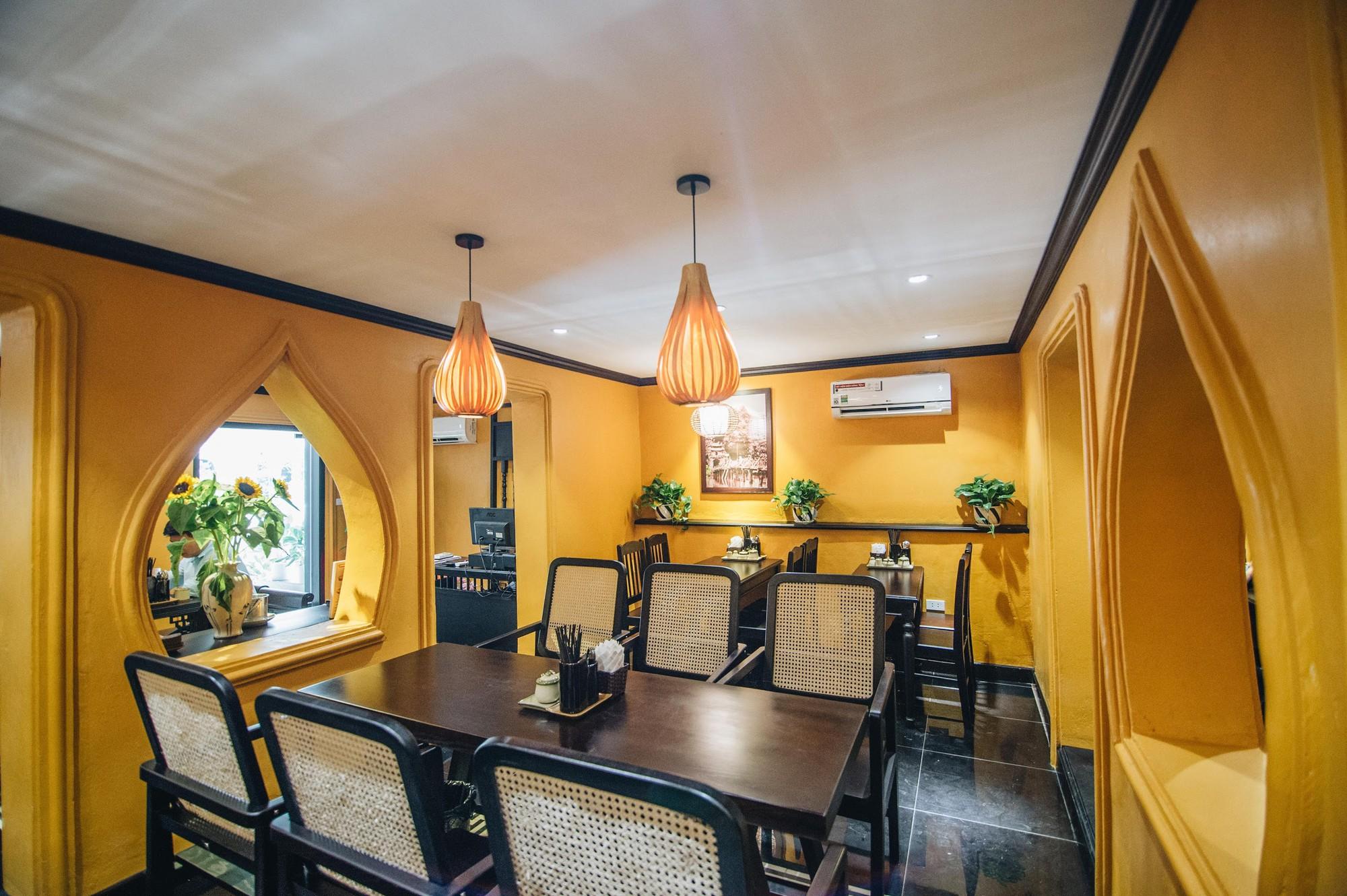 Ngược dòng thời gian cùng Phở Cội: Tìm phong vị phở giữa không gian nhà hàng ấm áp, gợi nét đẹp xưa Hà Nội - Ảnh 5.