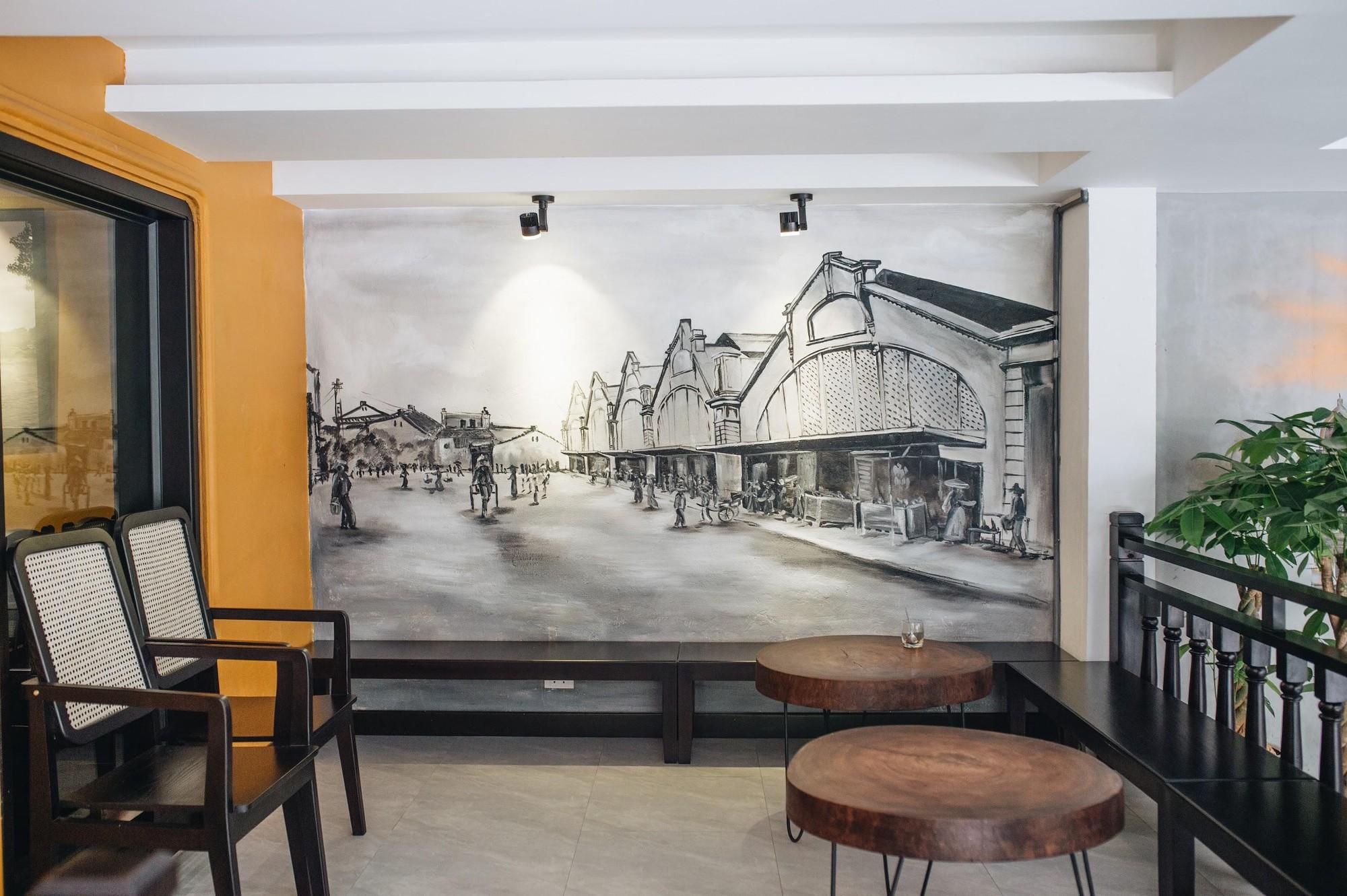 Ngược dòng thời gian cùng Phở Cội: Tìm phong vị phở giữa không gian nhà hàng ấm áp, gợi nét đẹp xưa Hà Nội - Ảnh 11.