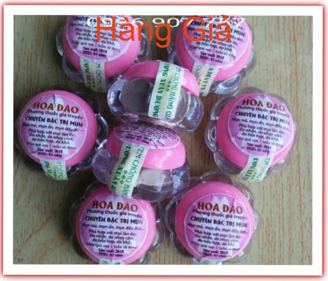 Tràn lan sản phẩm giả nhãn hiệu mỹ phẩm Hoa Đào - Ảnh 4.