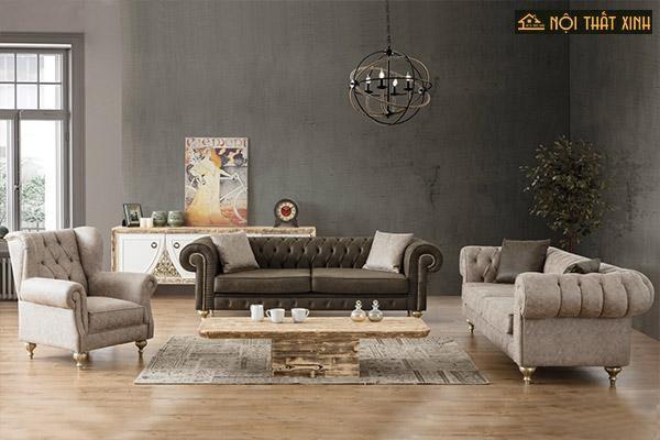 """Cách chọn các kiểu ghế sofa đẹp """"chuẩn không cần chỉnh""""ở Hà Nội - Ảnh 5."""