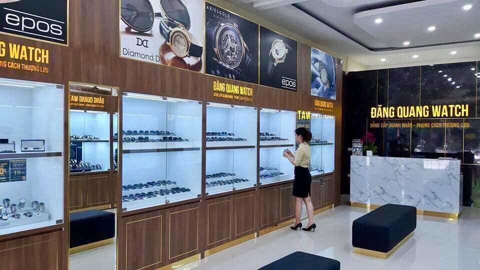 Ưu đãi giảm giá lên đến 25% tuần lễ trải nghiệm mua sắm đỉnh cao với đồng hồ, kính mắt Đăng Quang - Ảnh 2.