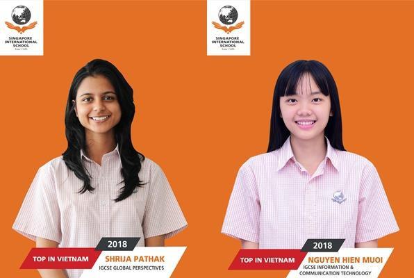 Gặp gỡ Thủ khoa thế giới kỳ thi quốc tế Cambridge tại Trường Quốc tế Singapore, Hà Nội - Ảnh 2.