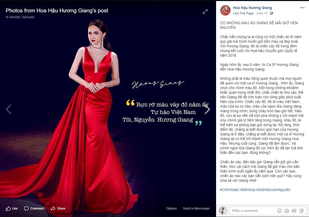Hương Giang, Trang Lou, Minh Trang và loạt sao Việt bồi hồi kể lại câu chuyện về chiếc áo quý giá nhất - Ảnh 1.