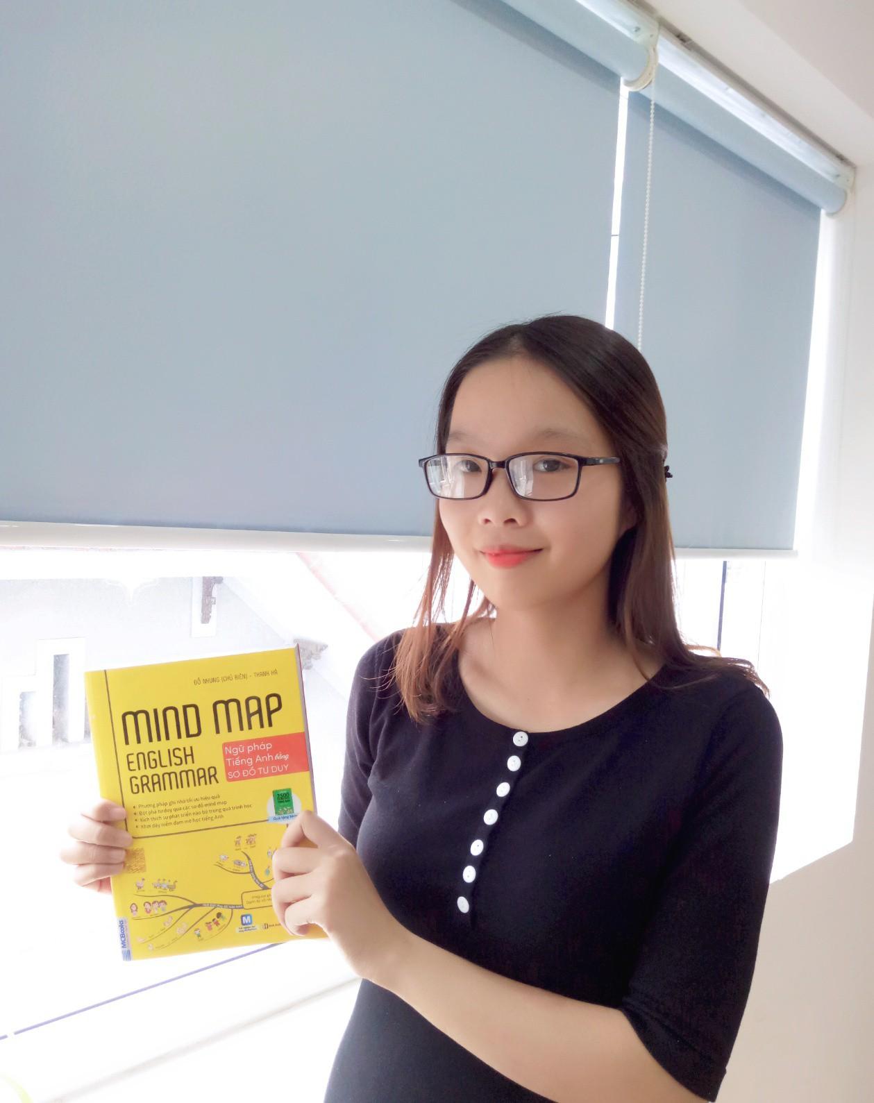 Review cuốn sách Mind map English Grammar - Ngữ pháp tiếng Anh bằng sơ đồ tư duy - Ảnh 3.