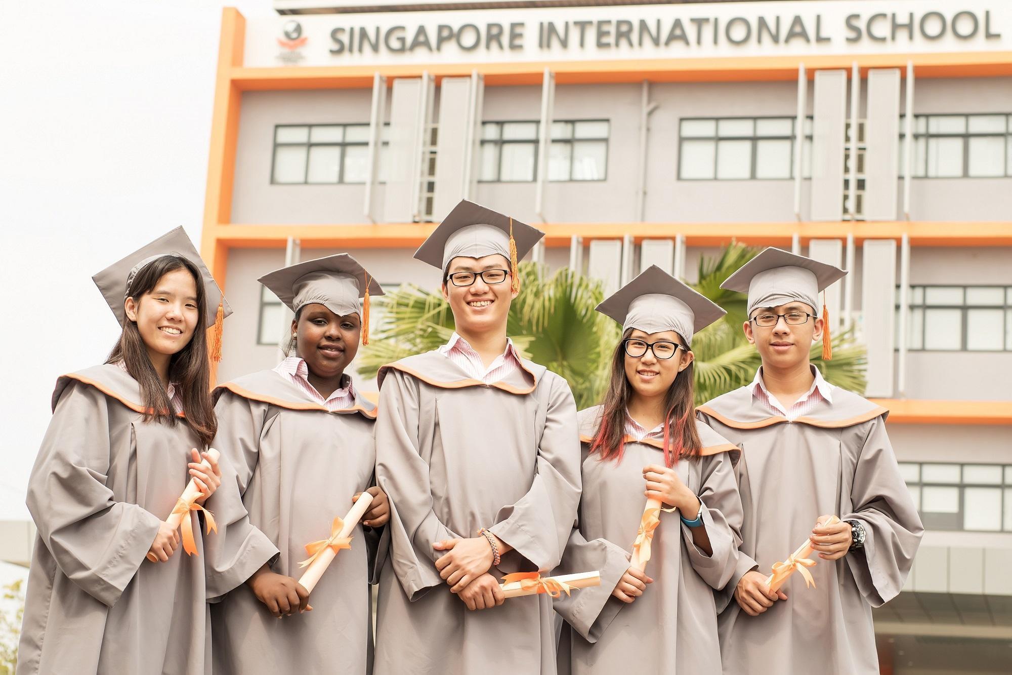 Gặp gỡ Thủ khoa thế giới kỳ thi quốc tế Cambridge tại Trường Quốc tế Singapore, Hà Nội - Ảnh 3.