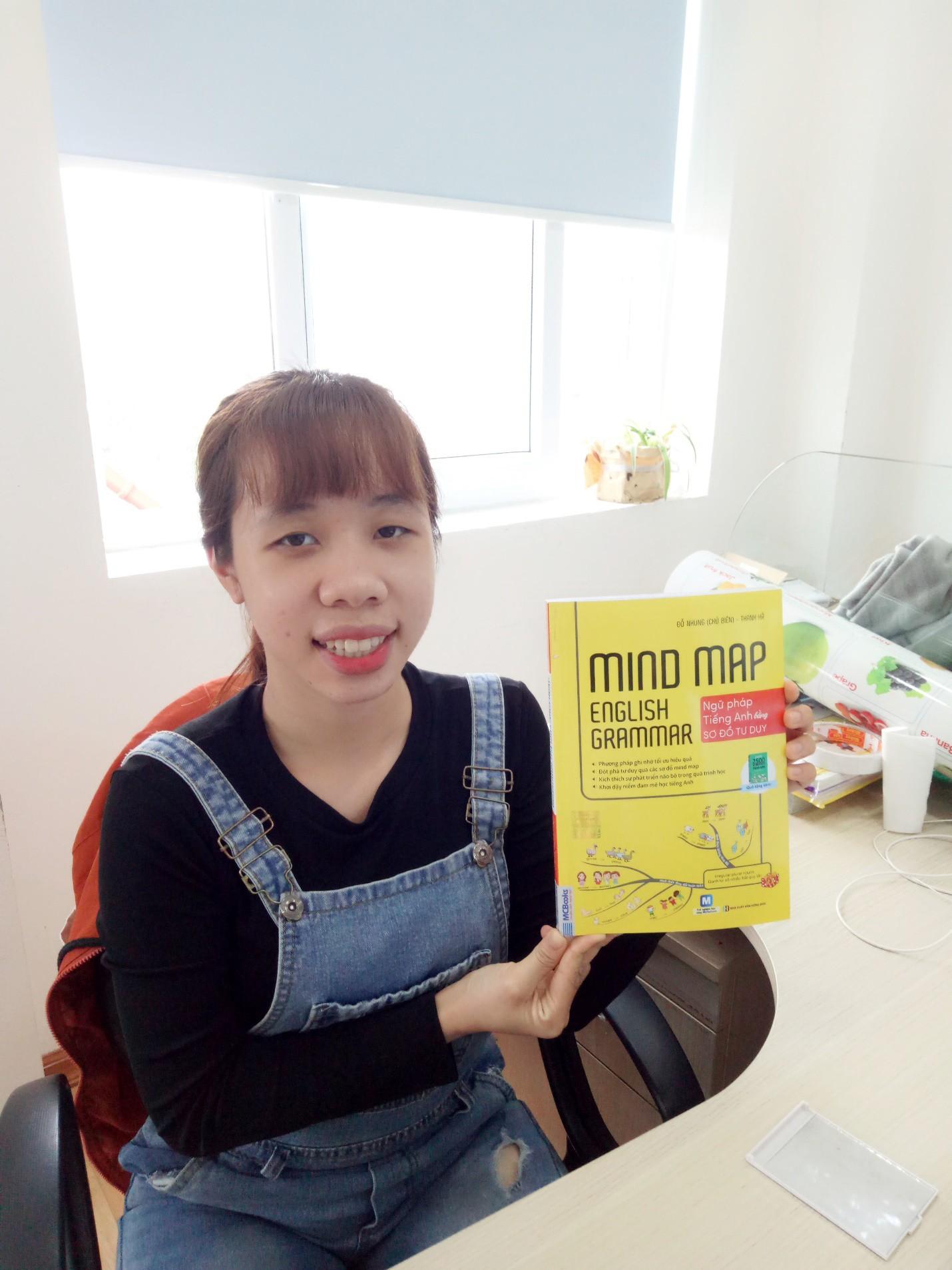 Review cuốn sách Mind map English Grammar - Ngữ pháp tiếng Anh bằng sơ đồ tư duy - Ảnh 5.
