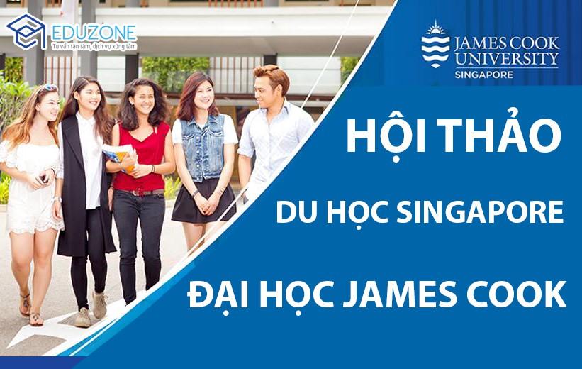 Hội thảo: Nhận bằng của trường top 2% thế giới ngay tại Singapore - Ảnh 1.