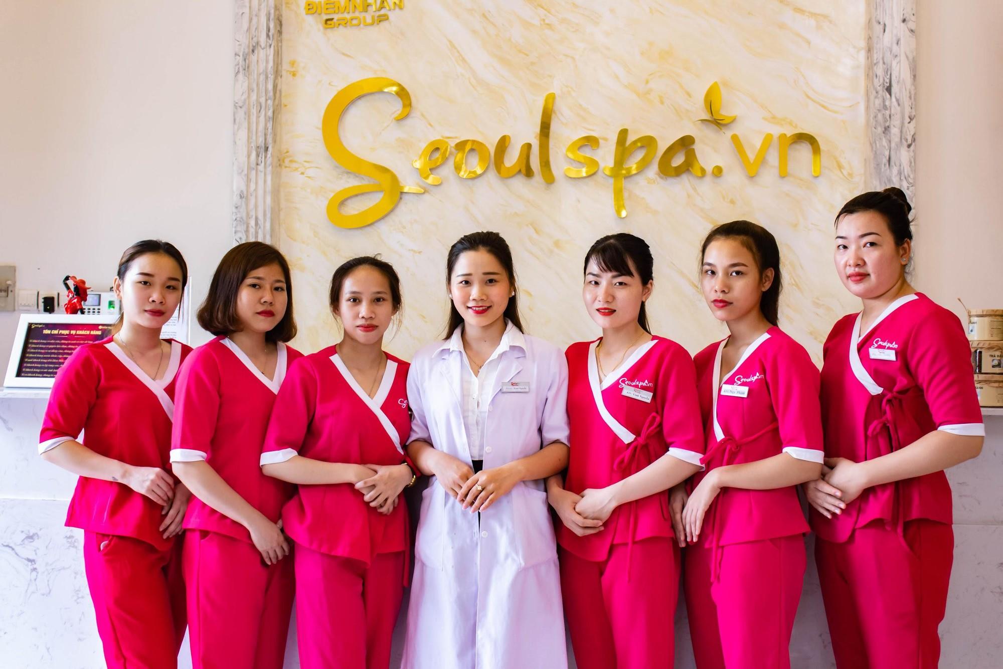 Seoul Spa - Địa chỉ trị mụn chuyên sâu giá sinh viên - Ảnh 5.