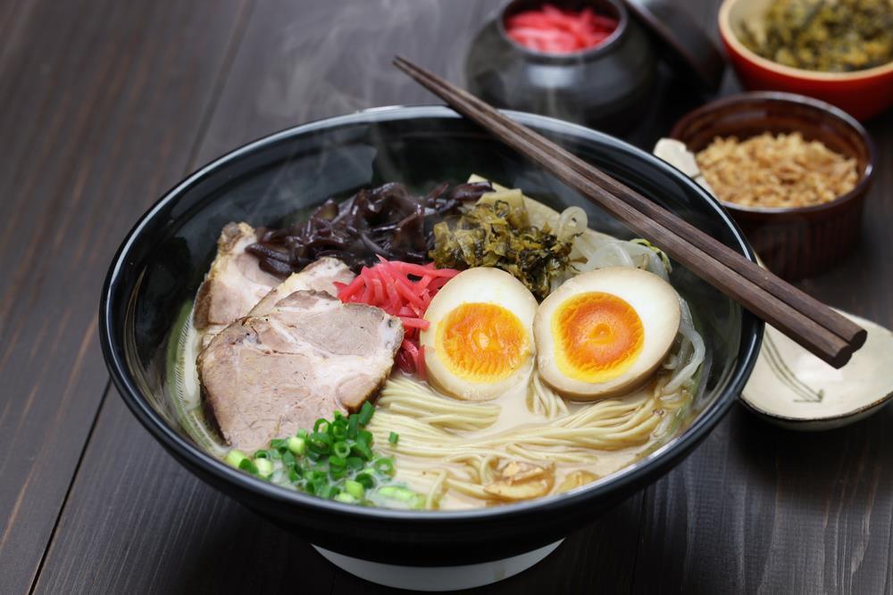Nhập môn mì Nhật: Phân biệt Ramen – Somen – Soba - Udon - Ảnh 1.