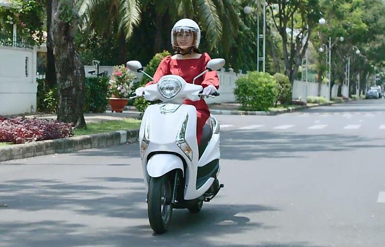 Yamaha Latte – Sự lựa chọn thông minh của quý cô hiện đại - Ảnh 1.