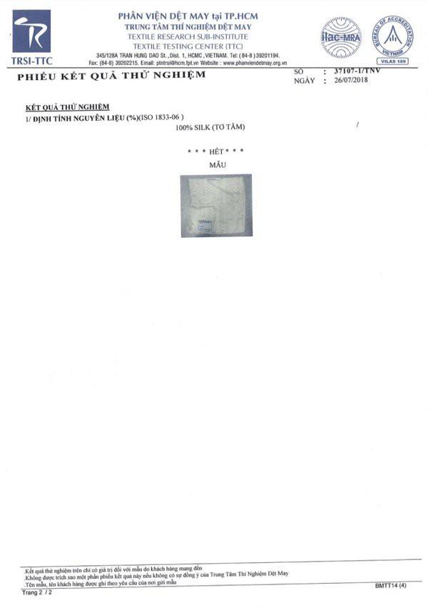 Đi tìm dấu vết lụa tơ tằm 100% của NhaSilk - Ảnh 3.
