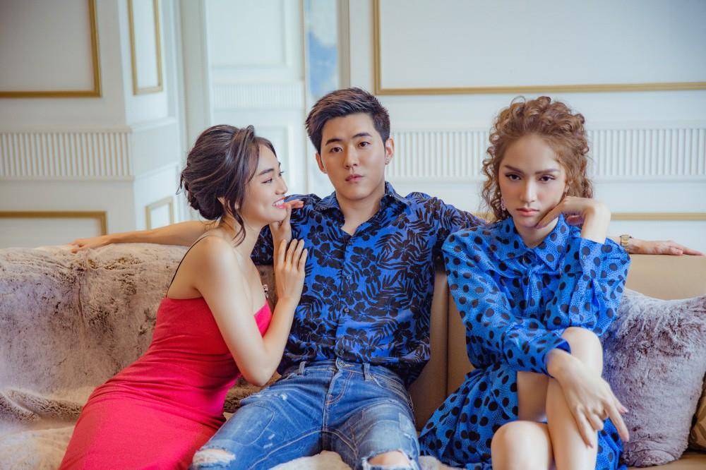Hương Giang làm bạn với Reno Hồng Ngọc Trai vì quá mệt mỏi với bạn thân của người yêu - Ảnh 1.