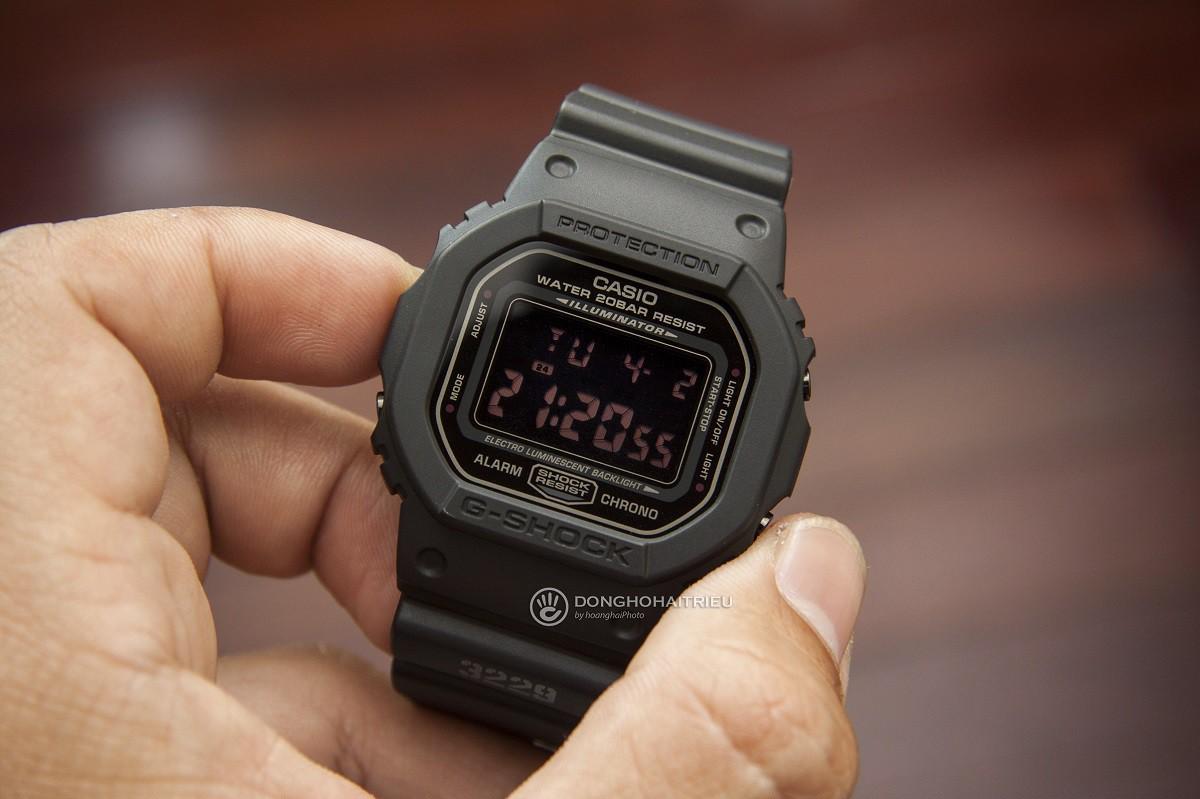 Nên mua đồng hồ G-Shock nữ hay Baby-G chính hãng? - Ảnh 1.