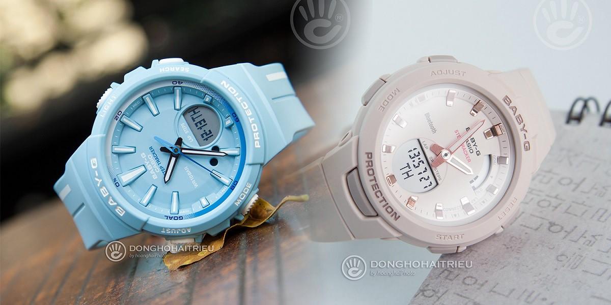 Nên mua đồng hồ G-Shock nữ hay Baby-G chính hãng? - Ảnh 2.