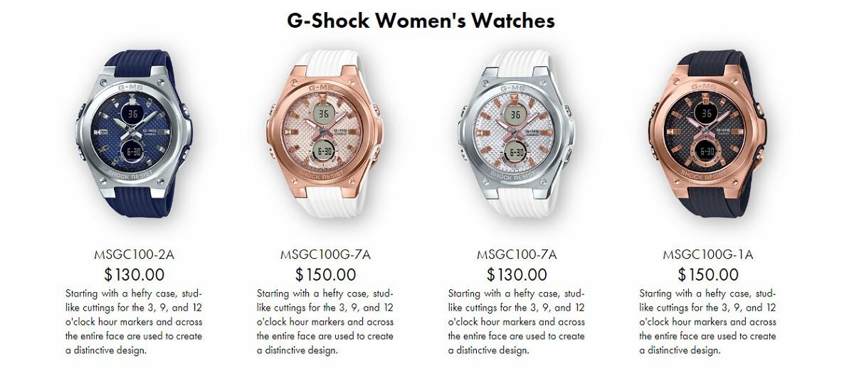 Nên mua đồng hồ G-Shock nữ hay Baby-G chính hãng? - Ảnh 3.