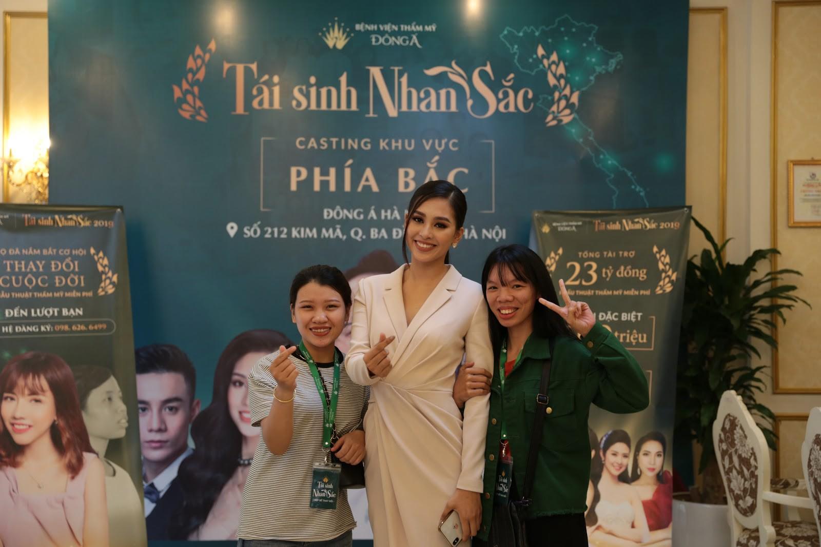 Hoa hậu Trần Tiểu Vy - Nàng hậu hết lòng vì những số phận khiếm khuyết ngoại hình - Ảnh 4.