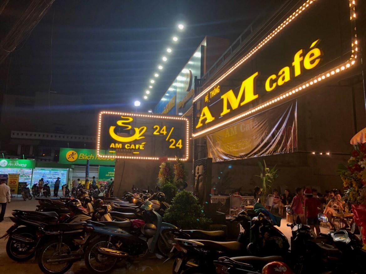 Cơ hội nhượng quyền kinh doanh từ thương hiệu AM Café - Ảnh 1.