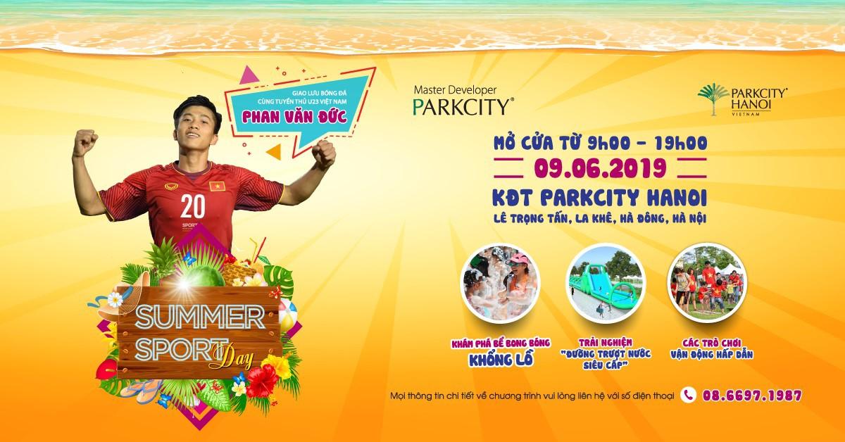 Từ đường trượt siêu cấp tới bể bọt khổng lồ – hứa hẹn một lễ hội sôi động dành cho giới trẻ Hà Nội hè này - Ảnh 1.