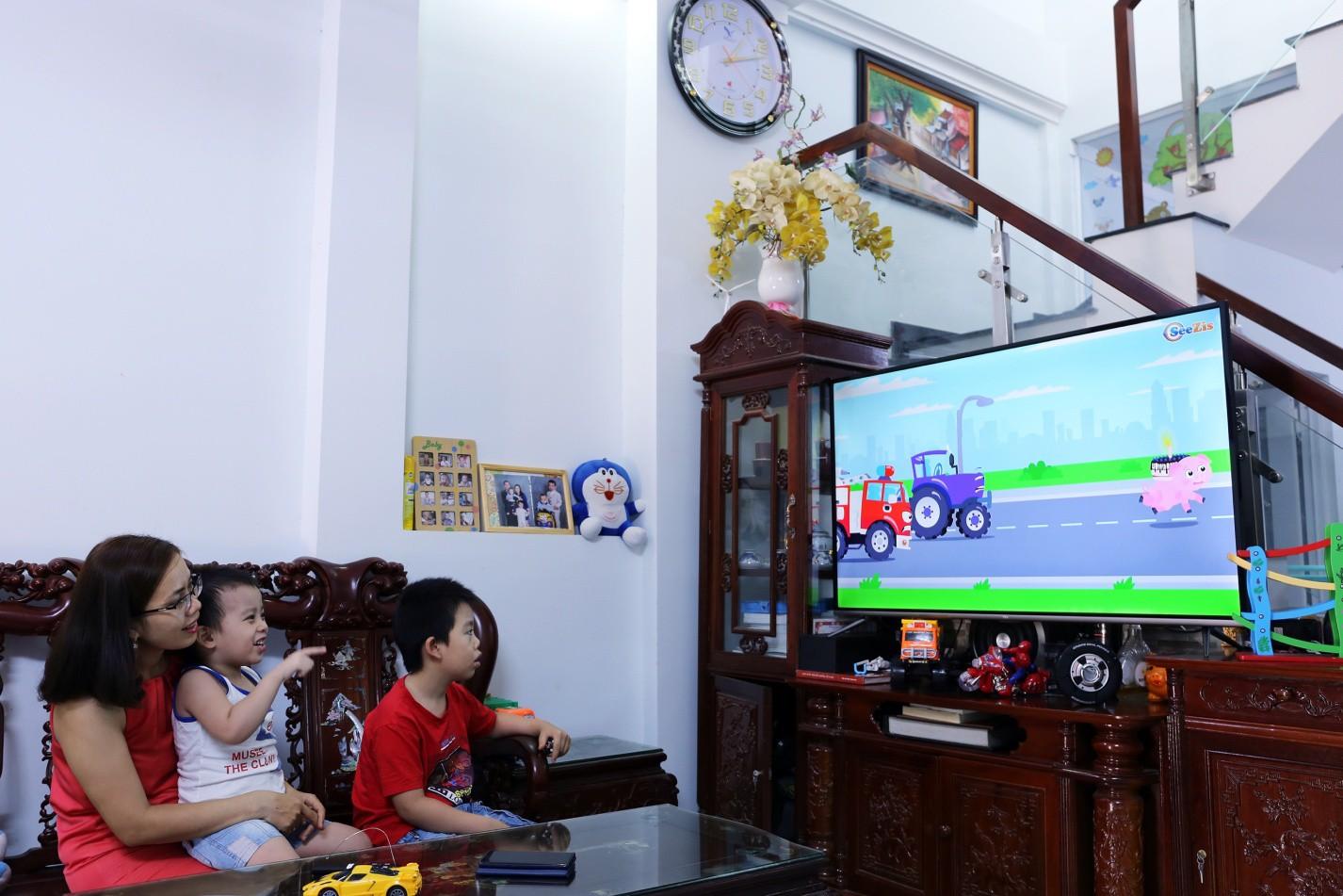 """Điều gì khiến TCL AI TV P8 được các gia đình trẻ """"lăng xê"""" nhiệt tình đến vậy? - Ảnh 3."""