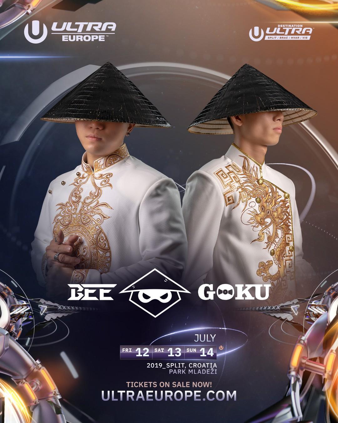 DJ Bee – MC Goku: Nghệ sĩ Việt Nam đầu tiên xác nhận tham dự Ultra Music Festival 2019 - Ảnh 4.