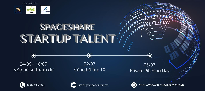 SpaceShare Startup Talent: Cơ hội gọi vốn lên đến gần 3,5 tỷ đồng cho mỗi dự án - Ảnh 3.