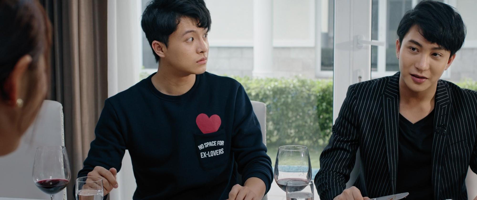 Harry Lu gây xúc động với vai diễn trở lại màn ảnh rộng sau tai nạn giao thông nghiêm trọng - Ảnh 4.