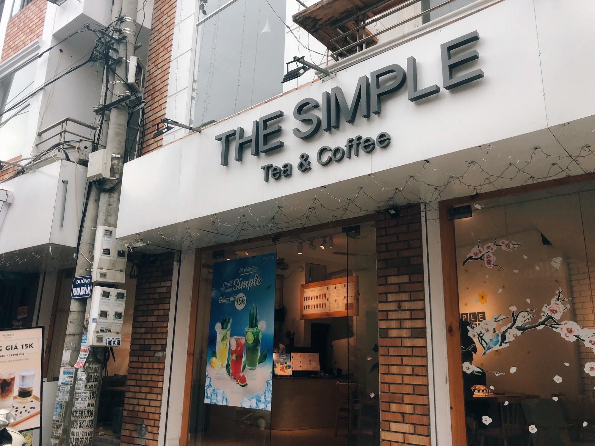 Điểm mặt thương hiệu trà sữa The Simple - đặc sản trong cộng đồng giới trẻ Hải Dương - Ảnh 1.