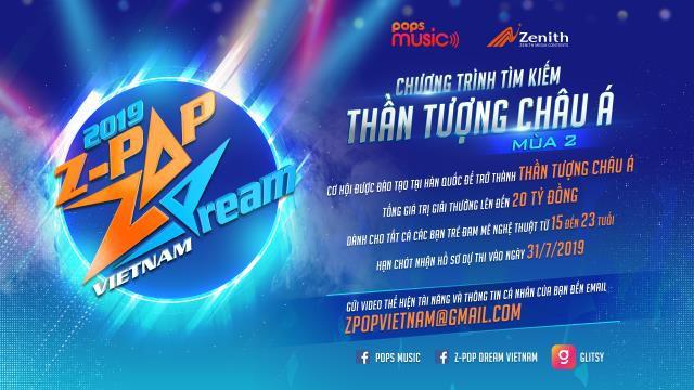 Z-POP Dream Audition quay trở lại Việt Nam tìm kiếm Quán quân đến Hàn Quốc với tổng giải thưởng 20 tỷ đồng - Ảnh 9.