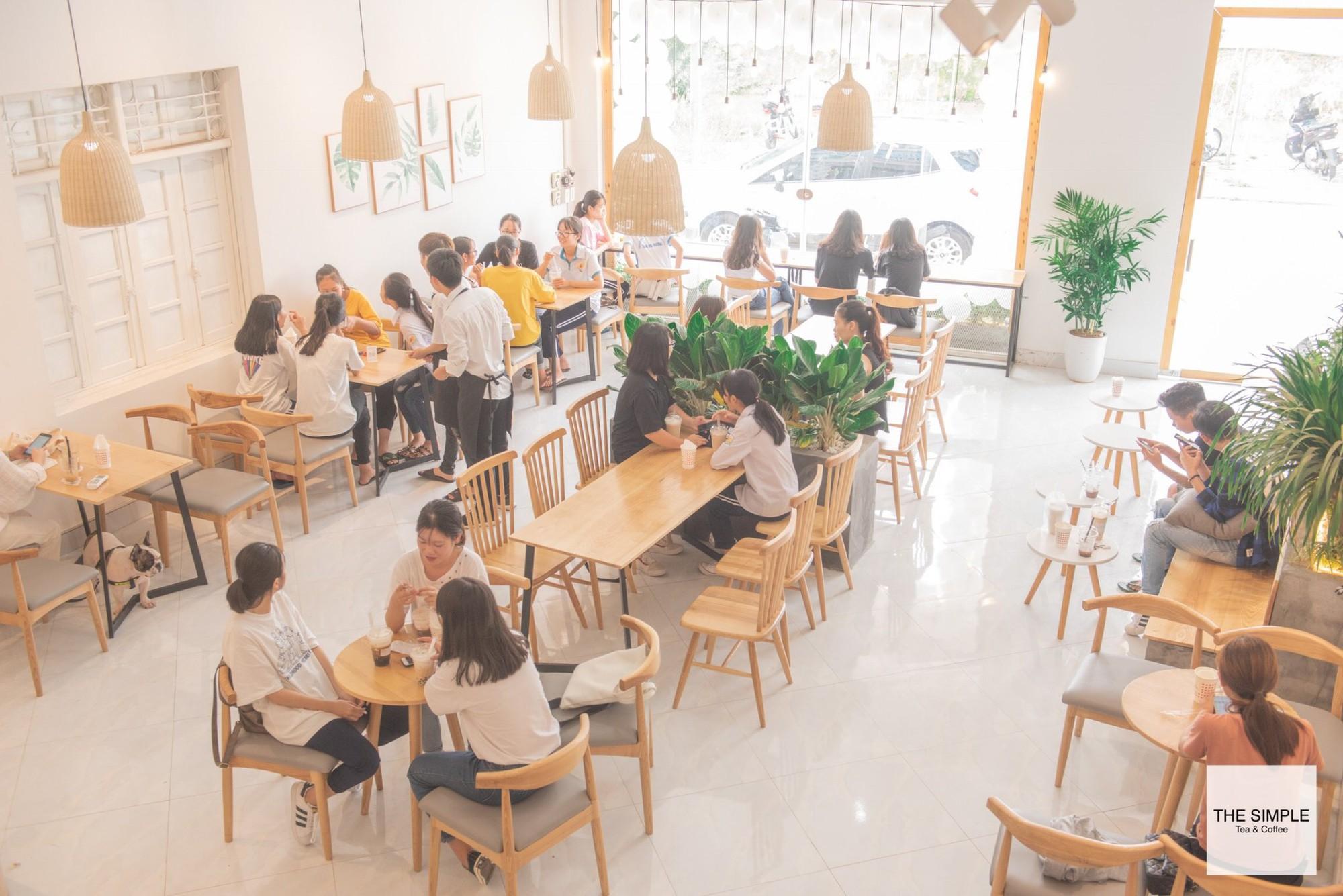 Điểm mặt thương hiệu trà sữa The Simple - đặc sản trong cộng đồng giới trẻ Hải Dương - Ảnh 7.