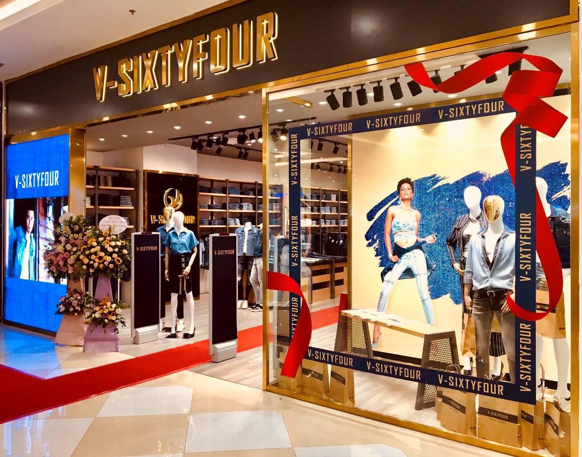 Thu Quỳnh – Hồng Quế hội ngộ tại cửa hàng V-SIXTYFOUR đầu tiên tại Hà Nội – Vincom Royal City - Ảnh 1.
