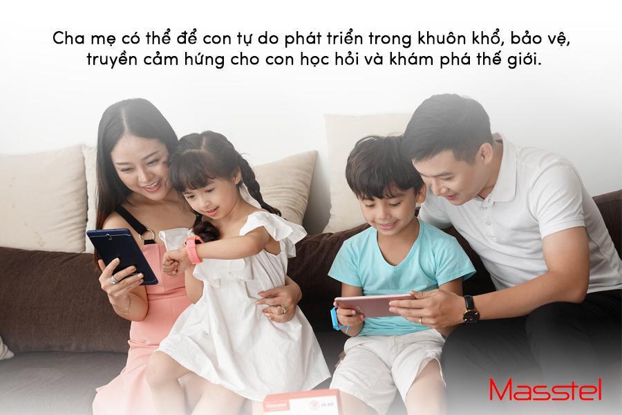 những đứa trẻ thời 4.0 - photo 2 15631626126762034078931 - Vì thế hệ trẻ Việt Nam lớn lên cùng công nghệ, doanh nghiệp này đã làm gì?