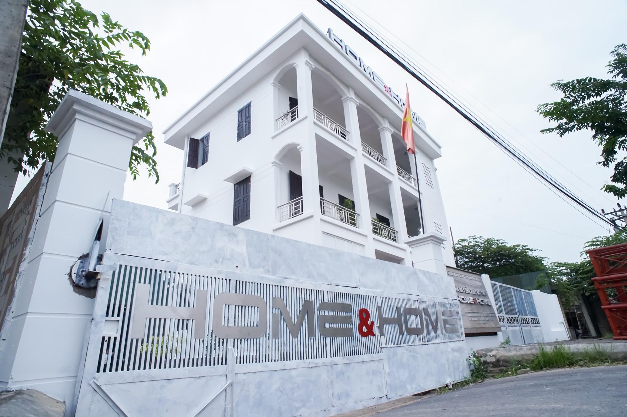 Home&Home – sứ mệnh hoàn thiện ngôi nhà bạn - Ảnh 1.