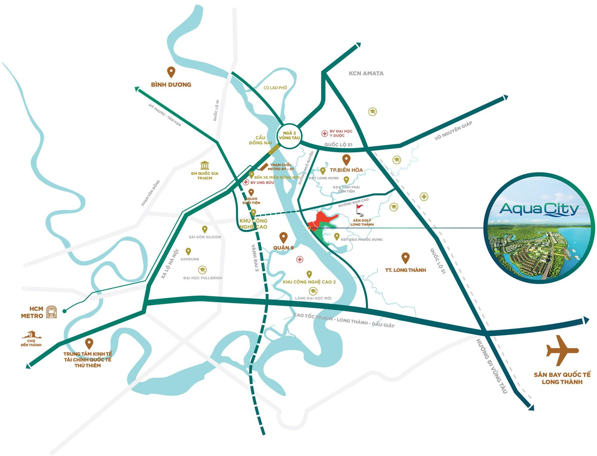 Dấu ấn dự án mới của Novaland tại Đồng Nai: Thiên nhiên và công nghệ cộng hưởng, kiến tạo không gian sống xanh bền vững cho cư dân - Ảnh 10.