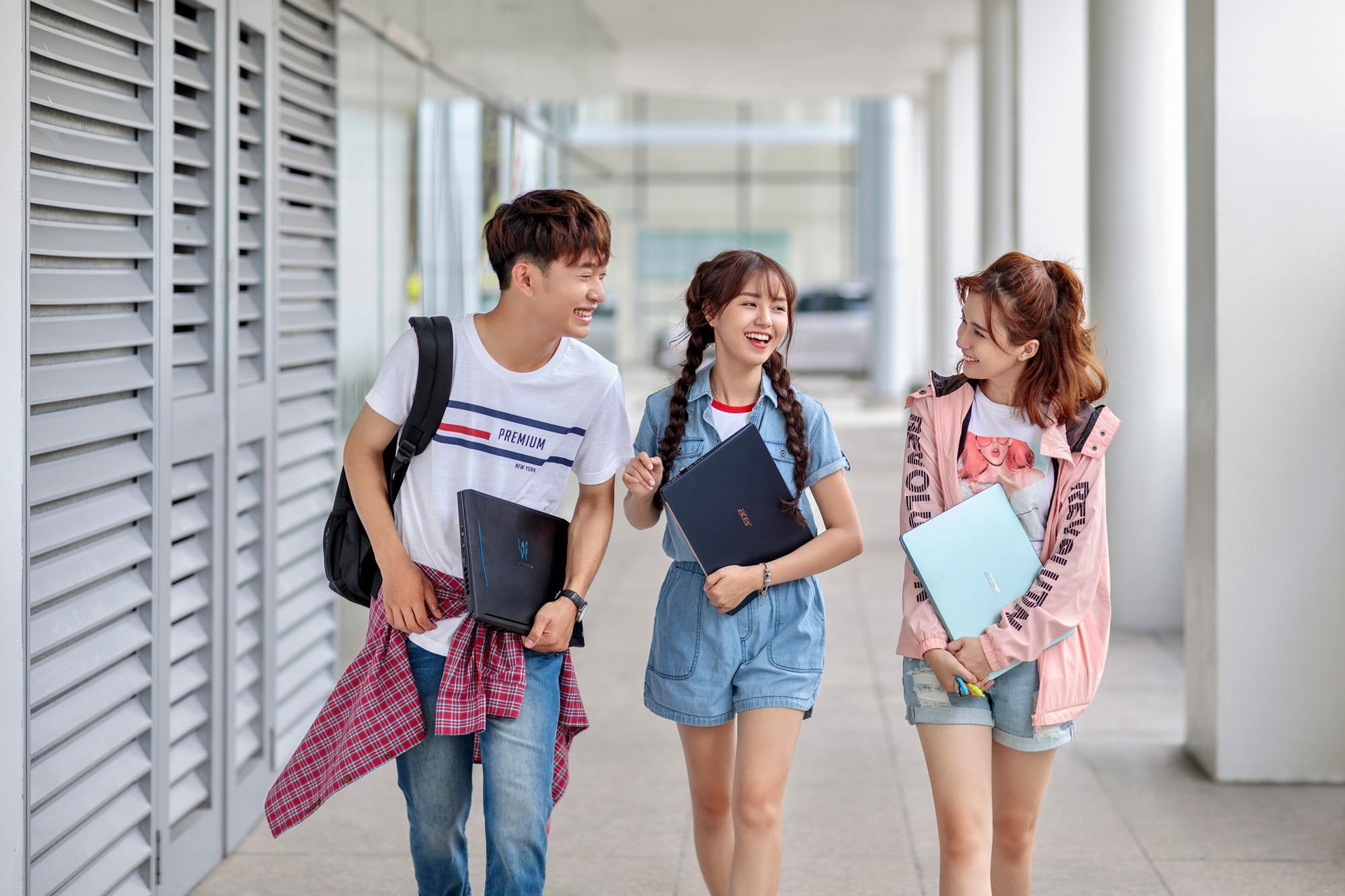 Acer giới thiệu chương trình khuyến mãi lớn nhất trong năm nhân mùa tựu trường Back To School - Ảnh 4.