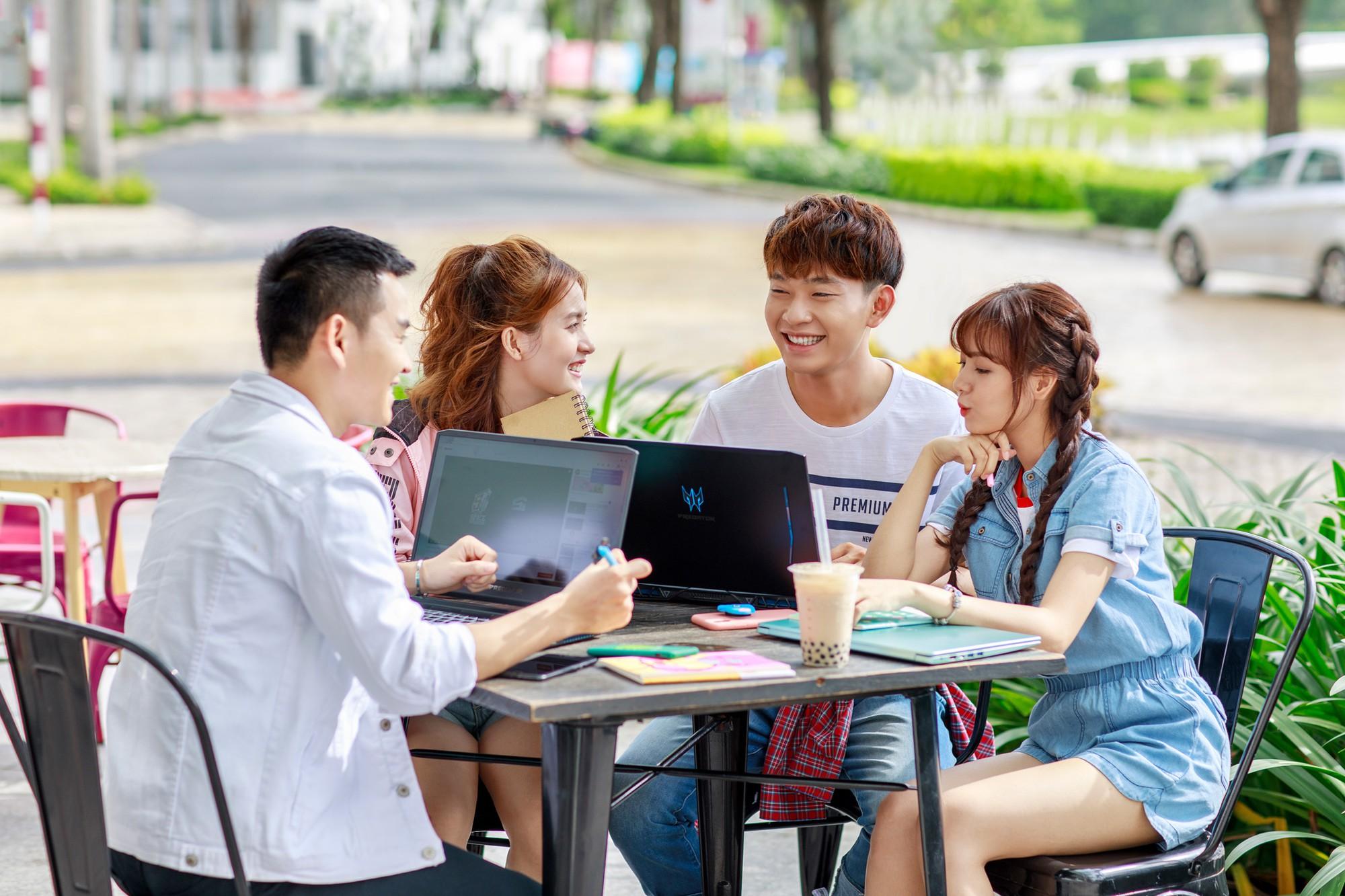 Acer giới thiệu chương trình khuyến mãi lớn nhất trong năm nhân mùa tựu trường Back To School - Ảnh 5.