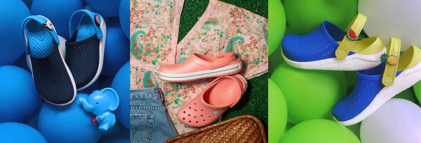 Crocs khai trương cửa hàng thứ 15 tại Việt Nam, hứa hẹn mang tới khách hàng những trải nghiệm mua sắm tuyệt vời - Ảnh 1.