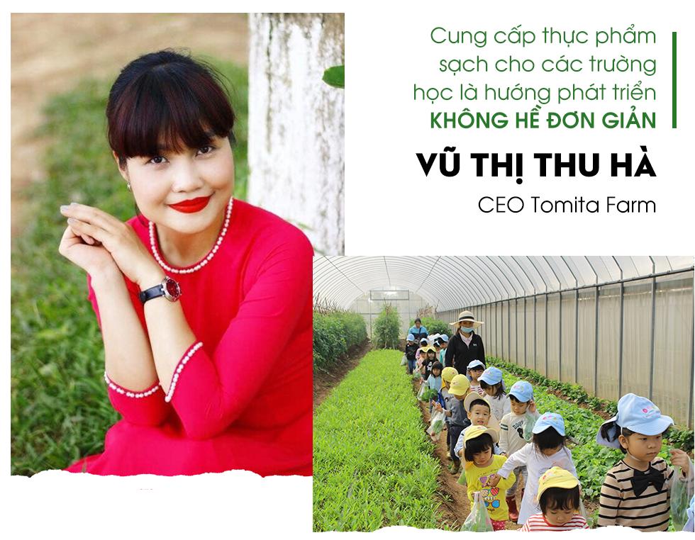 """CEO Tomita Farm: """"Thực hiện ước mơ cải thiện chất lượng cuộc sống của trẻ em Việt Nam bằng những bữa ăn học đường an toàn, đầy đủ dinh dưỡng"""" - Ảnh 9."""