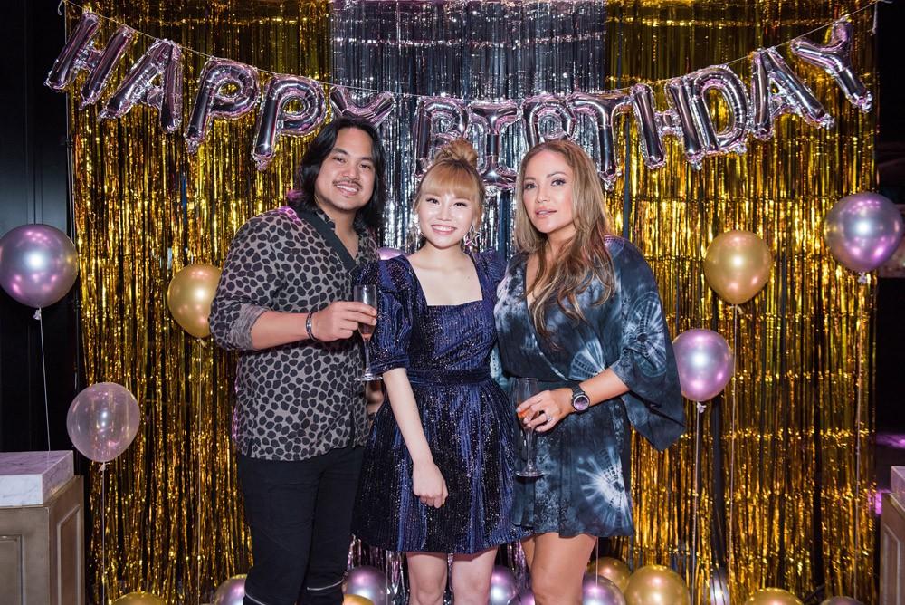 Danh ca Thanh Hà cùng bạn trai góp mặt trong tiệc sinh nhật trò cưng Châu Nhi - Ảnh 1.