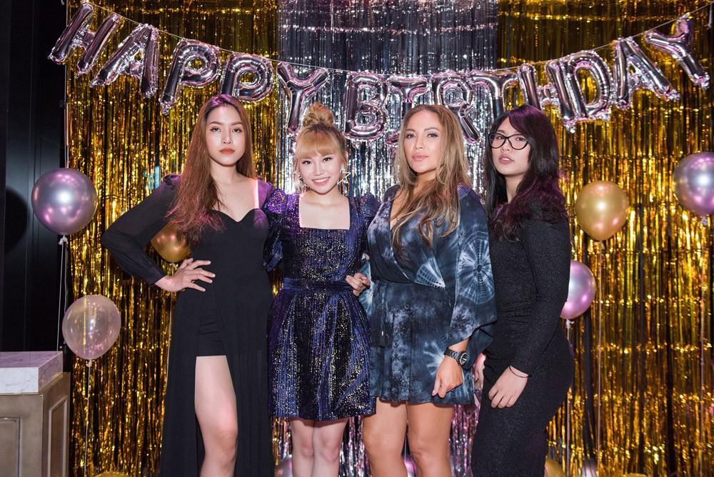 Danh ca Thanh Hà cùng bạn trai góp mặt trong tiệc sinh nhật trò cưng Châu Nhi - Ảnh 10.