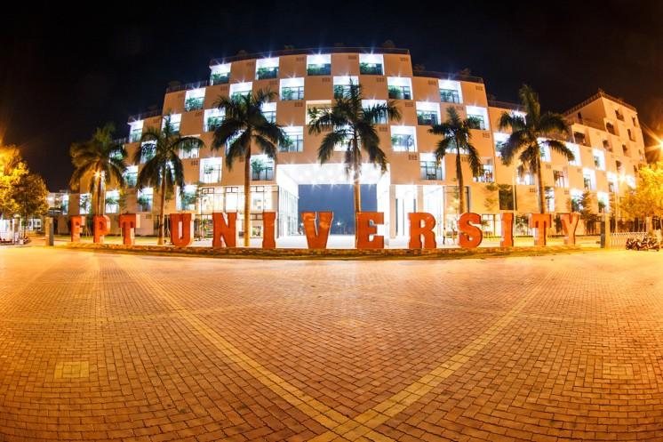 Học đại học này sinh viên có sẵn ký túc đẹp như mơ! - Ảnh 1.