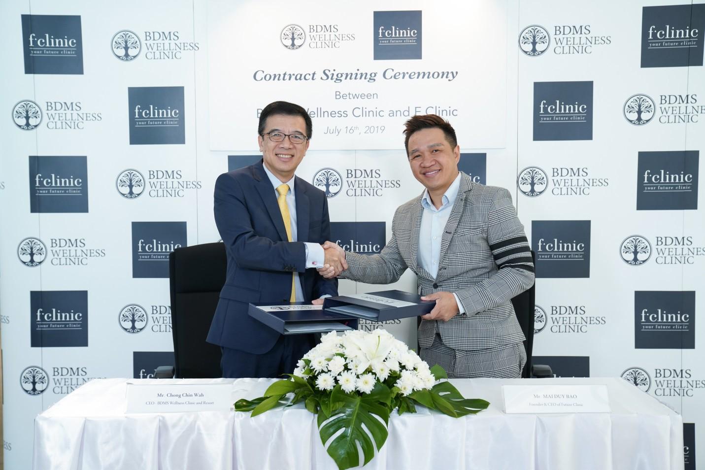 Future Clinic kết hợp BDMS Wellness Clinic Thái Lan đưa khoa học sức khỏe lên tầm tiêu chuẩn quốc tế - Ảnh 2.