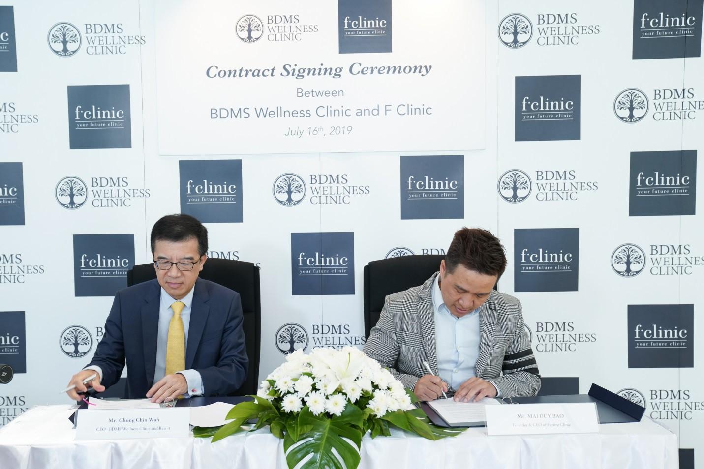 Future Clinic kết hợp BDMS Wellness Clinic Thái Lan đưa khoa học sức khỏe lên tầm tiêu chuẩn quốc tế - Ảnh 1.