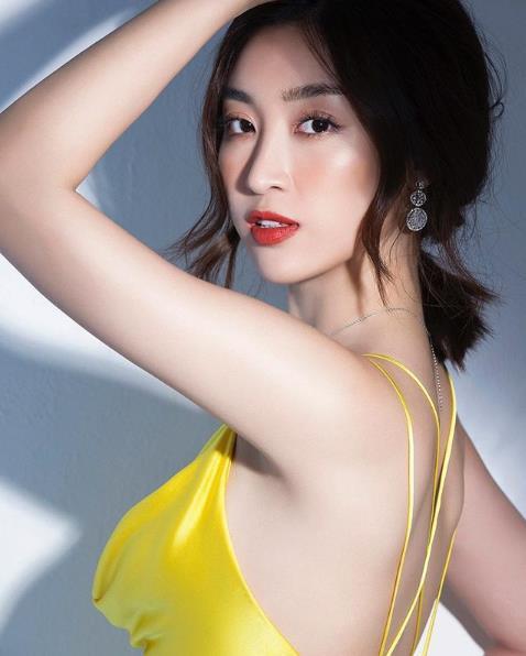 """Hoa hậu Đỗ Mỹ Linh: """"Người ta gọi tôi là Hoa hậu nghèo và sốc khi tôi tắm trắng"""" - Ảnh 2."""