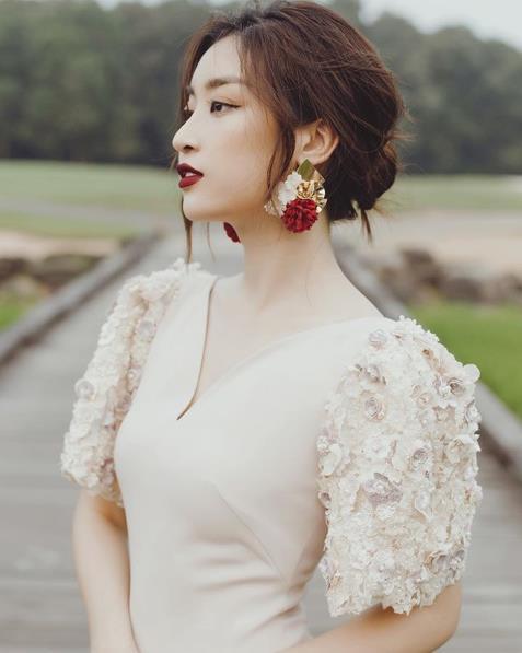 """Hoa hậu Đỗ Mỹ Linh: """"Người ta gọi tôi là Hoa hậu nghèo và sốc khi tôi tắm trắng"""" - Ảnh 5."""