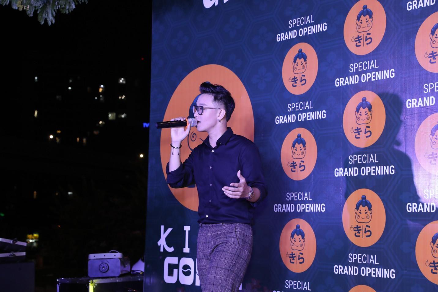 Hoàng Dũng The Voice, Dương Trần Nghĩa và FatB quẩy tưng bừng tại Kira Coffee & Lounge - Ảnh 8.