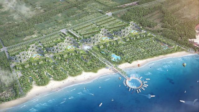 2 nhà quản lý khách sạn hàng đầu thế giới cùng quản lý một dự án lớn ở Bình Thuận - Ảnh 2.