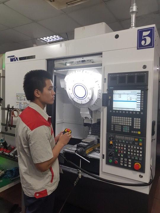 Ứng dụng cơ khí thông minh, Smart Tech Vina ghi dấu ấn trong lĩnh vực công nghiệp phụ trợ - Ảnh 3.