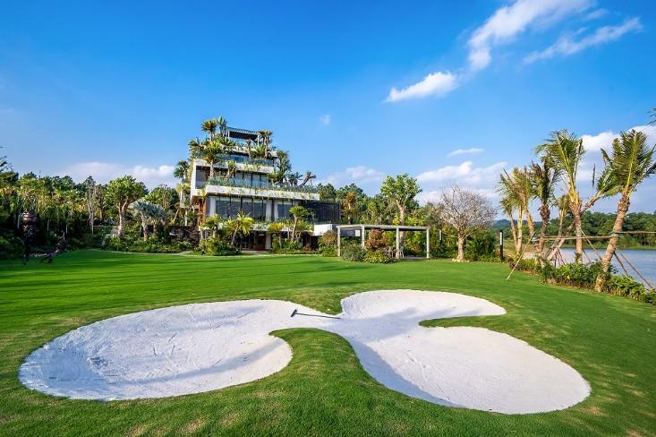 """""""Về Nhà Đi Con"""" ngoại truyện: Thư – Vũ rủ nhau đi trốn tại resort siêu xanh ngay gần Hà Nội - Ảnh 8."""