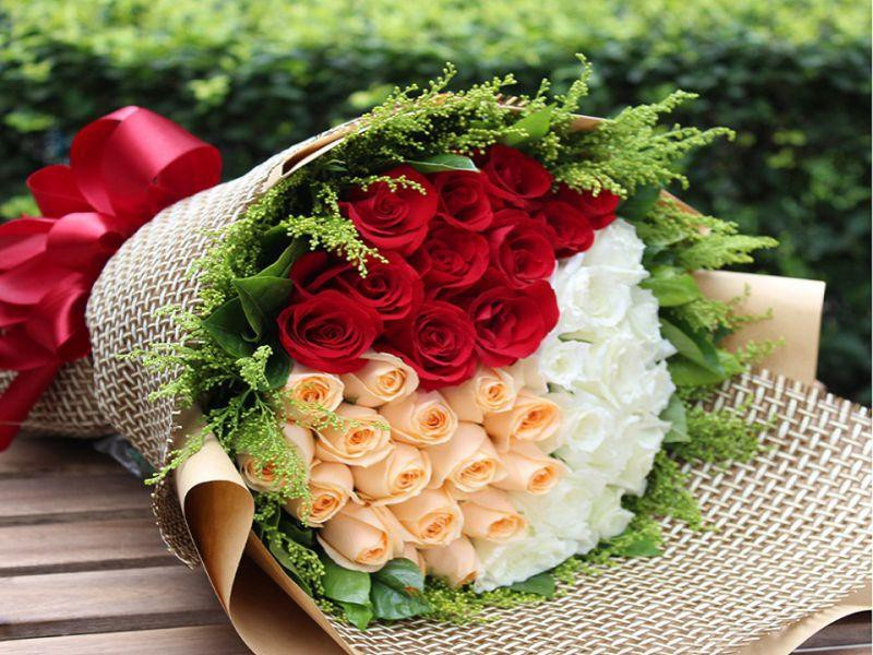 Tư vấn cách chọn hoa tinh tế cho ngày đặc biệt - Ảnh 1.