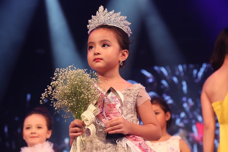 Nguyễn Thủy Tiên - Miss Baby Việt Nam 2018 sau 1 năm đăng quang - Ảnh 1.